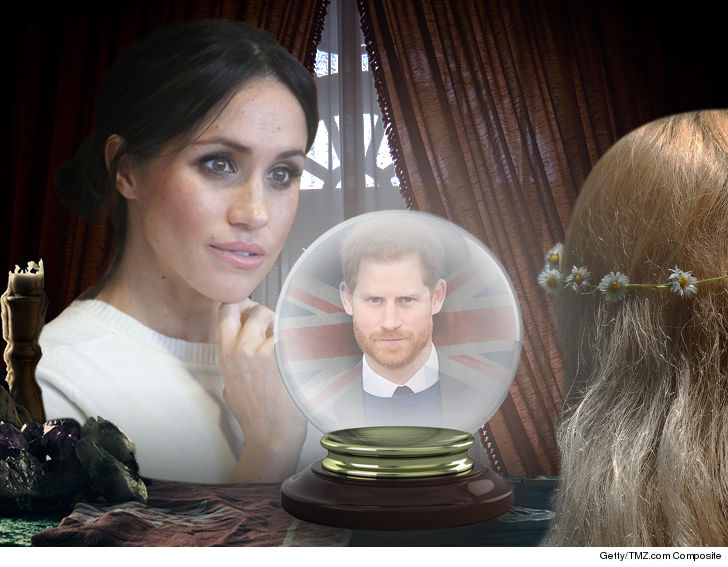 Meghan Markle returns to the United States for visa application