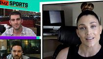 Ex-WWE Champ Eve Says Ronda Rousey Had 'Legendary' Match at WrestleMania 34
