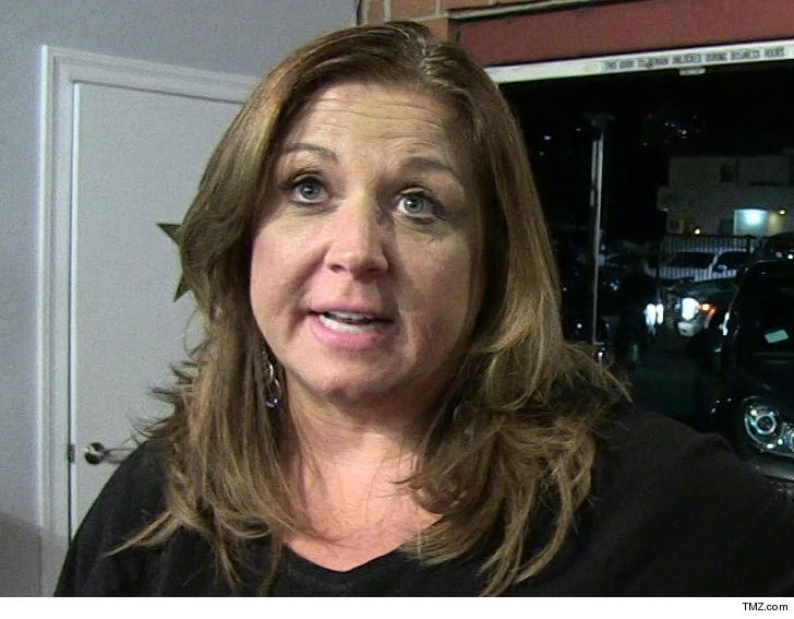 Abby Lee Miller To Undergo 'Chemotherapy Or Radiation' For Non-Hodgkin's Lymphoma