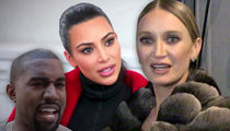 Kim and Kanye's Former Bel-Air House, New Owner Embroiled in Turf War