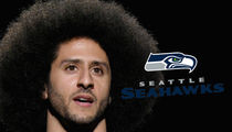 Seahawks 86'd Colin Kaepernick Workout Over Kneeling Stipulation
