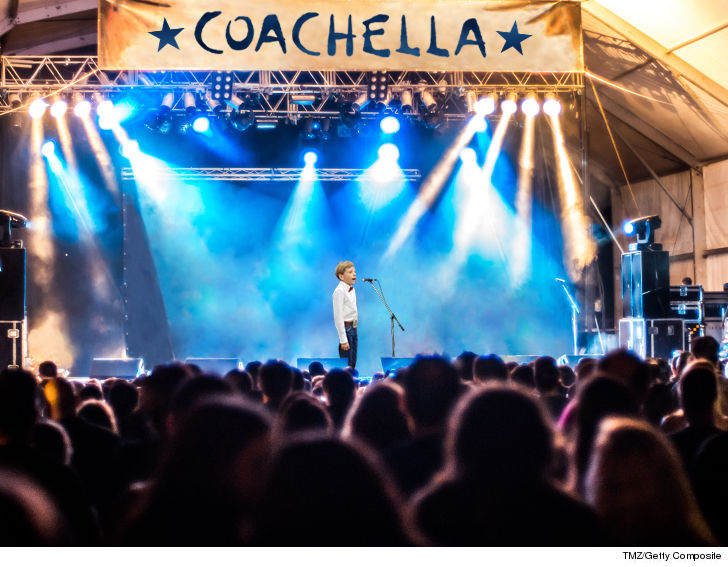 Walmart Yodeling Boy Performs 'Love Sick Blues' At Coachella 2018