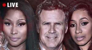 TMZ Live: Will Ferrell's Scary Car Accident