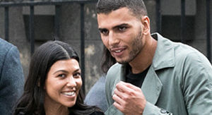 Kourtney Kardashian's Boyfriend Bendjima Aggressively Discusses Cheating Rumors