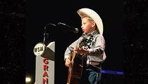 Walmart Yodeling Kid Plays Nashville's Grand Ole Opry After Coachella