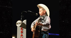 Walmart Yodeling Kid Mason Ramsey Plays Nashville's Grand Ole Opry After Coachella