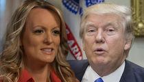Stormy Daniels Tells Judge Trump Has No Reason to Delay Lawsuit