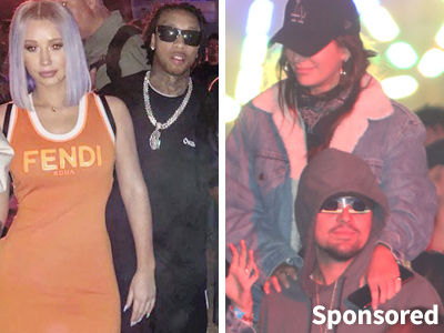 Iggy & Tyga, Leo's Young Model and More Coachella Hookups We NEED to Talk About