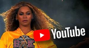 Beyonce's Coachella Performance Sets YouTube Live Stream Record