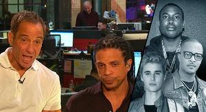 TMZ Live: Justin Bieber Coachella Party Fight!