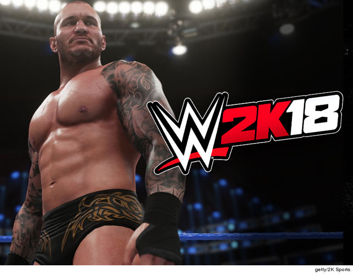 Randy Orton's Tattoo Artist Suing WWE And 2K Games