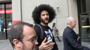Colin Kaepernick Hits NFL Headquarters to Depose Roger Goodell