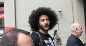 Colin Kaepernick Hits NFL Headquarters to Depose…