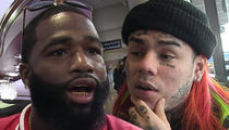 Adrien Broner Matches Tekashi69's $300K Fight Bet, 'See You Soon, I'm Pulling Up'