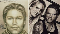 Stormy Daniels' Mystery Guy Sketch is Dead Ringer for Her Husband