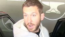 Calvin Harris Sued by Blind Man Over Home Rental Deal