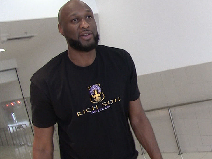 Lamar Odom Wants to Play Overseas, I'm Coming Back!