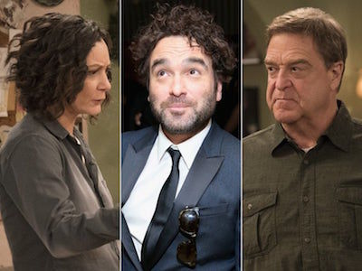 Johnny Galecki RETURNED to 'Roseanne'...But He Was NOT Welcome