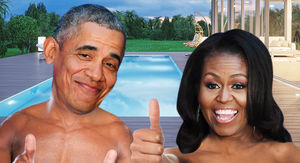 The Obamas Are Building a Swimming Pool in Time for Summer