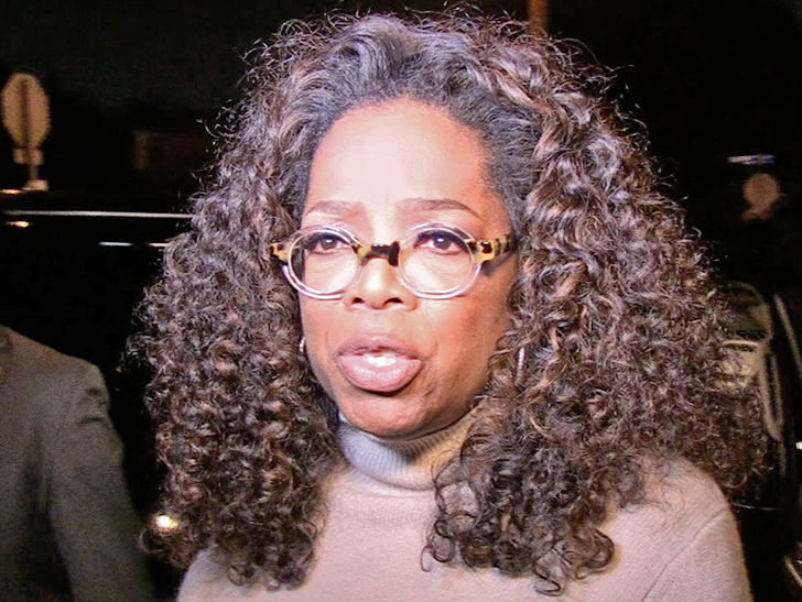 Oprah Sued for Allegedly Ripping off TV Drama for 'Greenleaf'