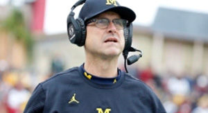 Ex-Michigan Player May Have Threatened Jim Harbaugh In Disturbing Tweets