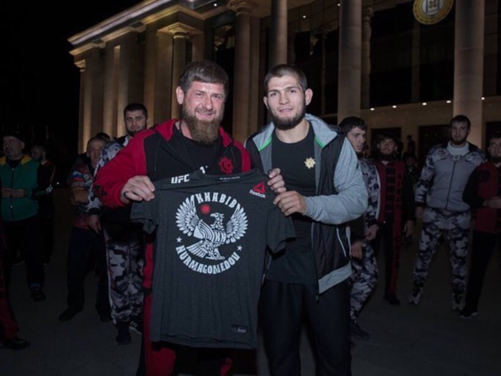Kadyrov suggested that Kokorin and Mamayev go to Akhmat 53