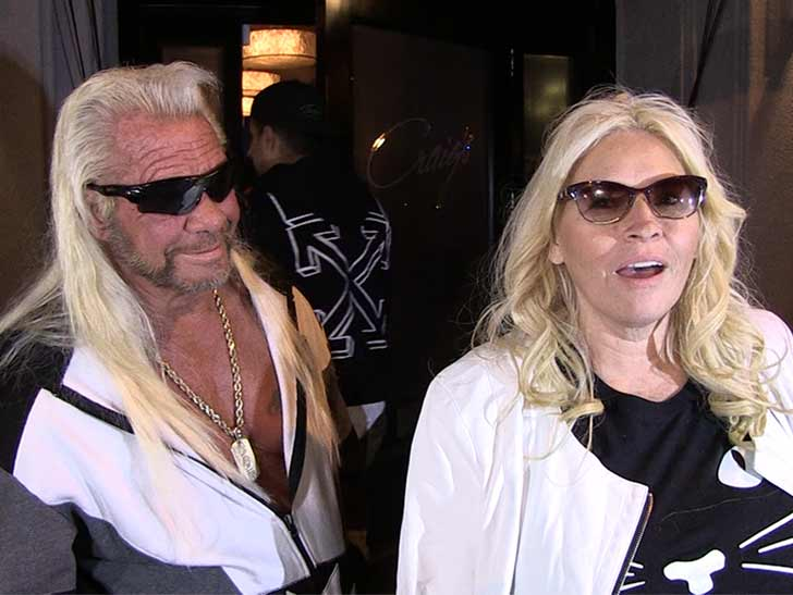 Dog the Bounty Hunter's Wife, Beth's Surgery Reveals Throat
