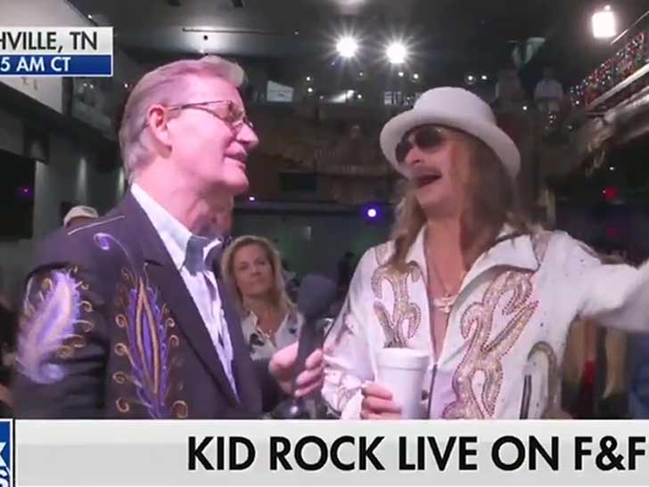 Kid Rock Says Screw That Joy Behar Bitch on FOX News, Behar Responds