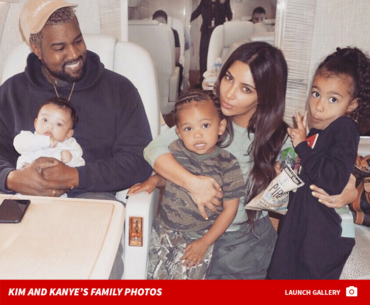 Kim Kardashian & Kanye West Expecting Fourth Child, a Boy, Via Surrogate