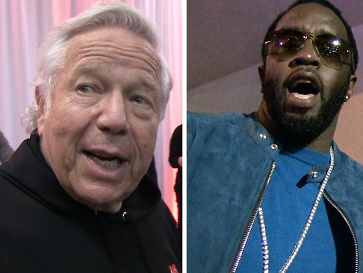 Bob Kraft Really Hopes Diddy Will Be Nfl Owner Tmz