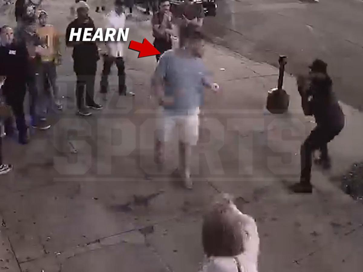 Carolina Panthers Lineman KO d in Street Fight 42eb26580