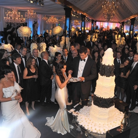 Kim Kardashian & Kris Humphries -- Wedding Photos | Photo ...